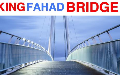 King Fahad Bridge Saudi Arabia New Rules For Expatriates