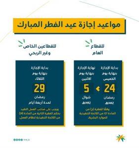 Saudi Arabia Eid 2021 Holiday Enjoy