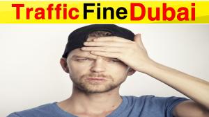 Check And Pay Traffic Fine In Dubai